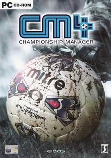 Championship Manager 4 Pc Envio Digital
