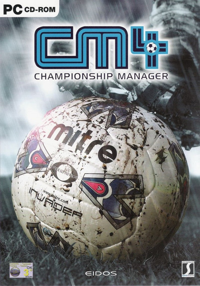 Championship Manager 4 Pc Envio Digital