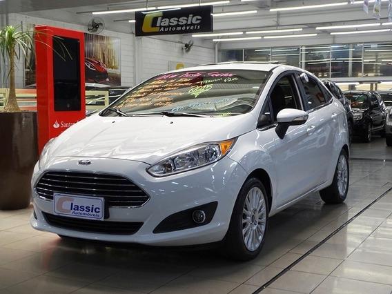 Ford Fiesta Sedan Titanium 1.6 Powershift