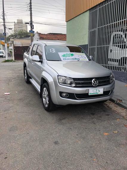 Volkswagen Amarok 2.0 Se Cab. Dupla 4x4 4p Automática