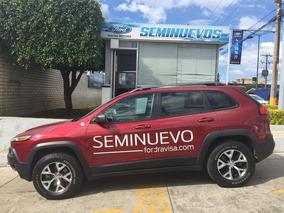 Jeep Cherokee Trailhawk 2014 Seminuevos
