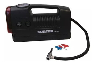 Compresor Para Auto De Aire 12v 250psi 107997 Surtek