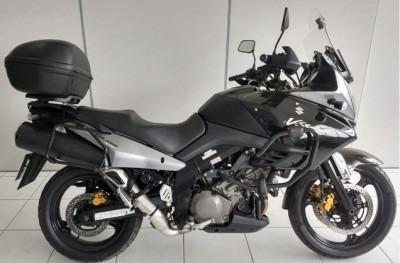Motocicleta Suzuki Dl1000 V-strom 2009 Preta