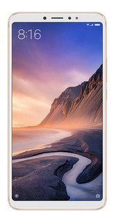 Xiaomi Mi Max 3 Dual SIM 128 GB Dream gold 6 GB RAM