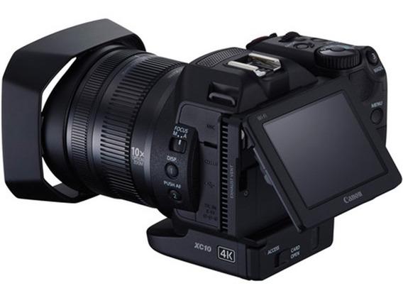 Filmadora Canon Xc10 4k