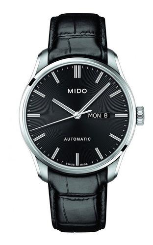 Relógio Mido Belluna Ii Sunray M024.630.16.051.00 Automático