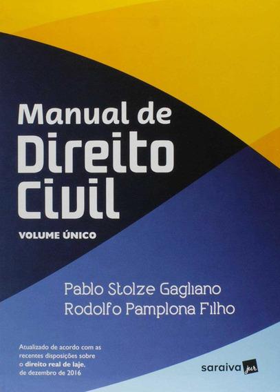Manual De Direito Civil - Pablo Stolze Gagliano