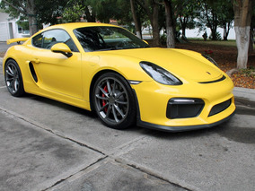 Porsche Cayman Gt4 3.8 Manual, Elec, Aire, 2016