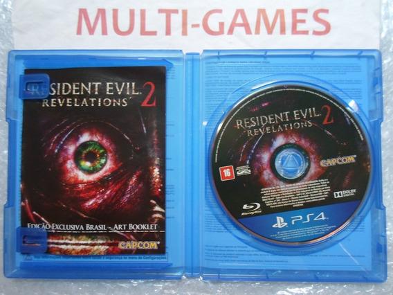 Resident Evil Revelations 2 Para Playstation 4