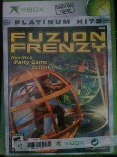 Fuzion Frenzy Xbox/xbox 360