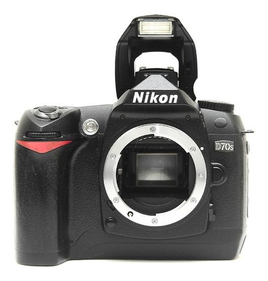 Nikon D70s 1800 Cliques! = D80 D90 D3000 D60 D3100 D200 D300