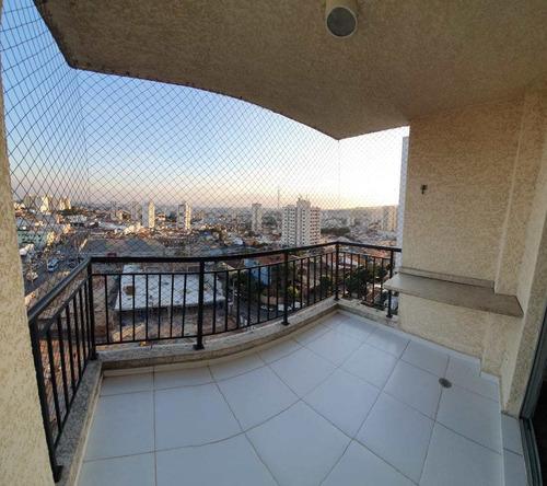 Apartamento Com 3 Dorms, Picanço, Guarulhos - R$ 446 Mil, Cod: 5193 - V5193