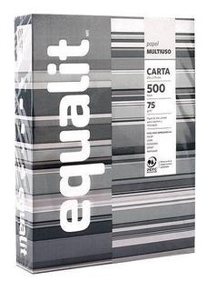 Papel Bond Carta 500 Hojas Equalit