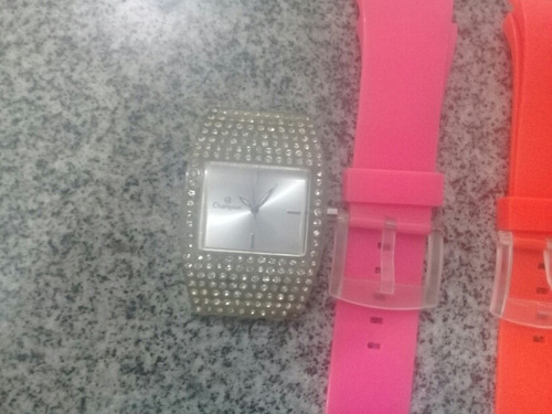 Relógio Champion Troca Pulseiras - Usado