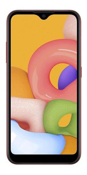 Samsung Galaxy A01 16 GB Rojo 2 GB RAM