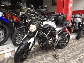 Yamaha Mt 07 Ano 2016 Com Apenas 10.700 Km Shadai Motos