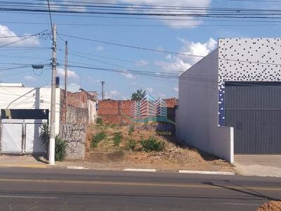 Terreno À Venda, 300 M² Por R$ 285.000 - Vila Real - Hortolândia/sp - Te0104