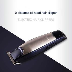 Kemei Km-5021 Elétrico Cabelo Clipper Shaver Ue Plugue