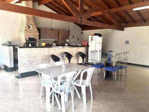 Imagem 1 de 23 de Casa Residencial Para Venda - Ca00474 - 69405079