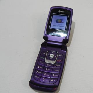 Celular Desbloqueado Lg Modelo Kp150q Gsm (usado)