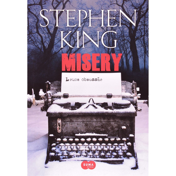 Misery - Stephen King - Suma