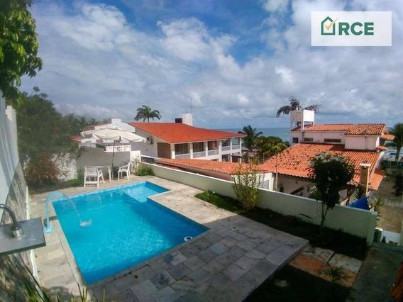 Casa Com 5 Dormitórios À Venda, 300 M² Por R$ 699.000 - Pirangi Do Norte (distrito Lit - Parnamirim/rn - Ca0145