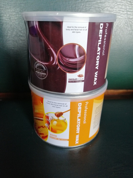 Cera Miel Y Chocolate Depilatoria