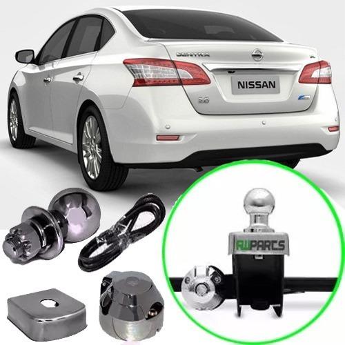 Engate Atomotivo Reboque Nissan Sentra 2014 À 2018 - 0 ...