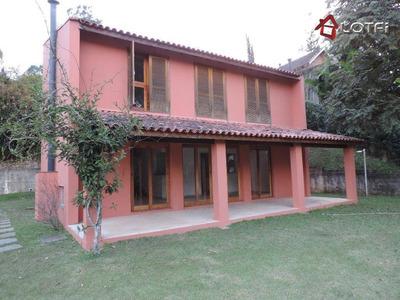 Casa Residencial Para Locação, Valleverde, Granja Viana, Carapicuíba - Ca4544. - Ca4544