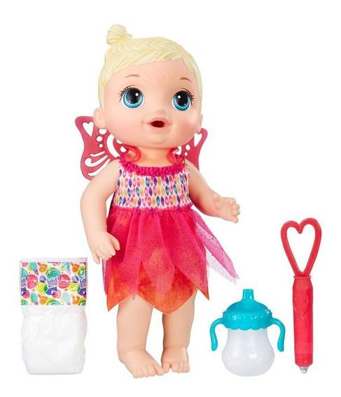 Brinquedos Meninas Baby Alive Hora Da Festa Loira Hasbro