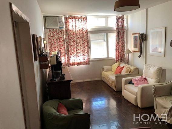 Apartamento Com 2 Dormitórios À Venda, 88 M² Por R$ 910.000,00 - Leme - Rio De Janeiro/rj - Ap1164