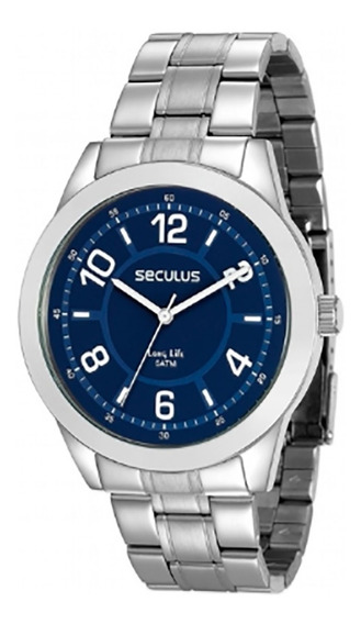 Relógio Seculus Masculino 28923g0svna1