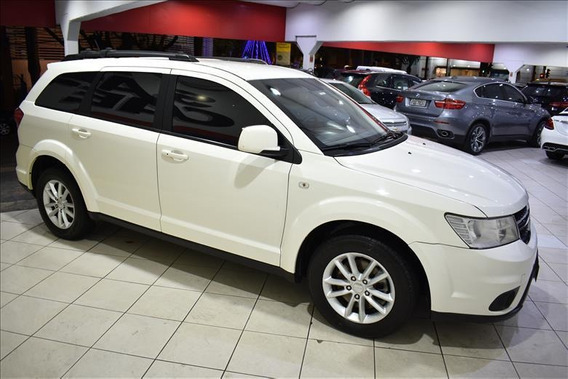Dodge Journey 3.6 Sxt V6 Gasolina Automatico Blindado 2014