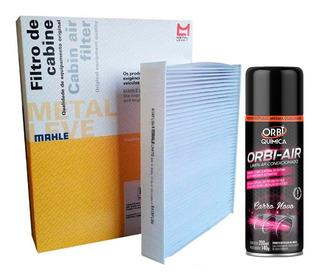 Filtro + Limpa Ar Condicionado C3 1.4 Glx 2009 2010 2011