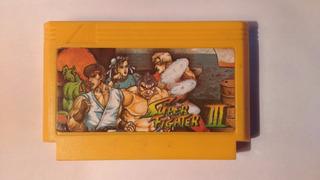 Cartucho De Family Game Master Fighter Ill