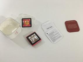Apple iPod Nano 6 Red - Sem Detalhes