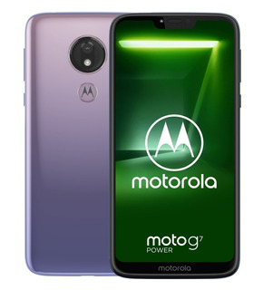Motorola Moto G7 Power Nuevo Gtía 3ram 32gb - Funda Gratis