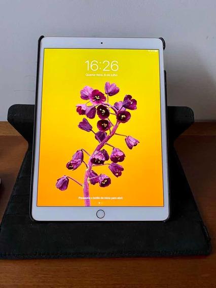 iPad Pro 10.5 64gb Gold C/ Capas Impecável ! 12x Sem Juros!