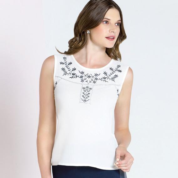 67c5a1eefbcb Blusas De Dama Price Shoes - Blusas de Mujer Blanco en Mercado Libre ...