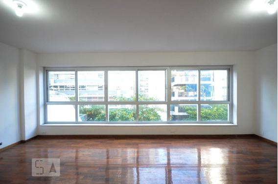 Apartamento Para Aluguel - Leblon, 3 Quartos, 145 - 892931113