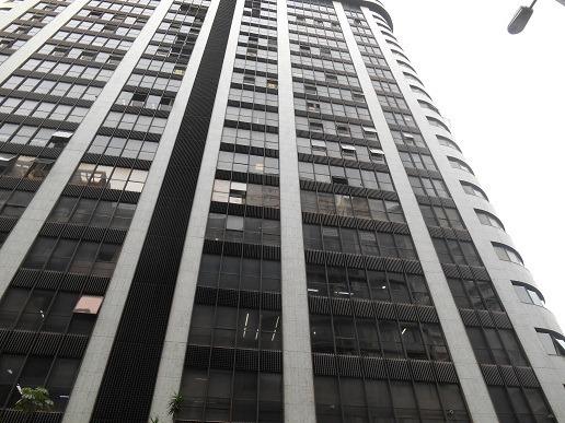 Sala Em Bh, No Centro - Aluguel - 2404