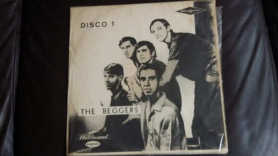 Vinil- The Beggers ( Disco 01 ) Raridade - Super Conservado
