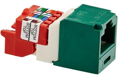 Cable Ethernet Panduit Cj5e88tgr Tipo T De 8 Cj5e88tgr Categ
