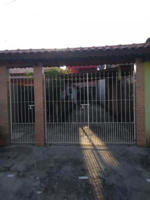 Casa No Jardim Guacyra, Em Itanhaém, Ref. C0568 L C