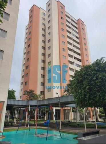 Apartamento Com 2 Dormitórios À Venda, 64 M² Por R$ 300.000,00 - Jaguaribe - Osasco/sp - Ap25258