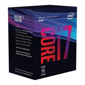 Processador Intel Core I7 8700 3,20 Ghz 12 Mb Cache 1151 8g