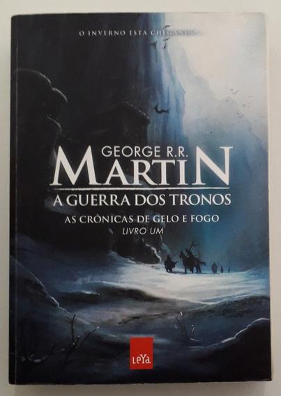 Crônicas De Gelo E Fogo 3: A Tormenta De Espadas - Martin