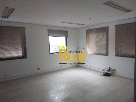 Sala Para Alugar, 64 M² Por R$ 2.000,00/mês - Lapa - São Paulo/sp - Sa0280