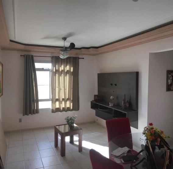 Apartamento Em Residencial Cidade Jardim, Bauru/sp De 66m² 3 Quartos À Venda Por R$ 280.000,00 - Ap344193