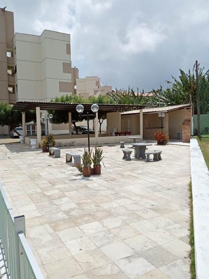 Apartamento Na Cidade Dos Funcionários, 2 Quartos, Piscina